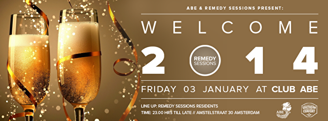 Remedy Sessions (flyer)