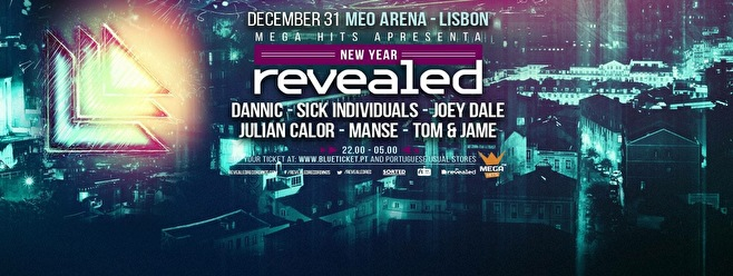 Revealed New Year (flyer)