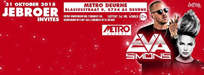 Special Metro Night (flyer)