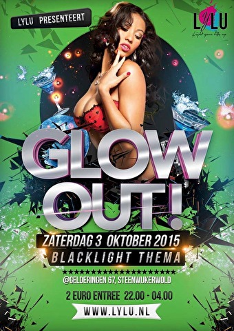Glow Out (flyer)