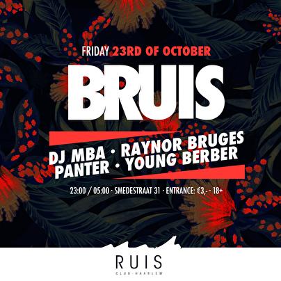 Bruis (flyer)