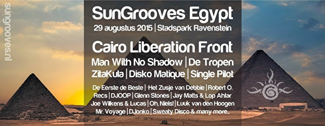 SunGrooves (flyer)
