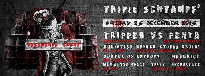 Triple Schtampf (flyer)