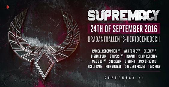 Supremacy (flyer)