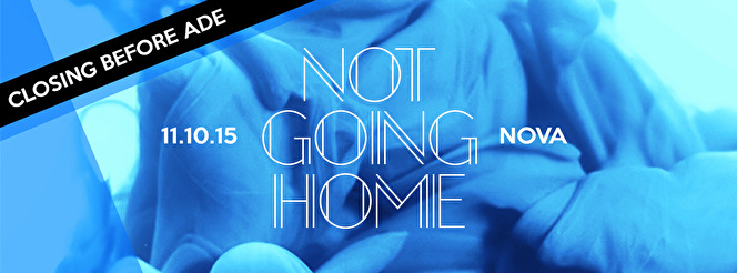 Not Going Home (flyer)