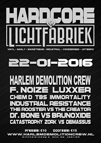 Hardcore (flyer)