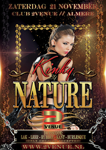 Kinky by Nature (flyer)
