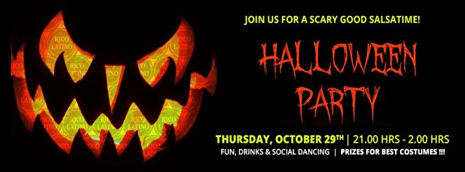 Halloween Party (flyer)