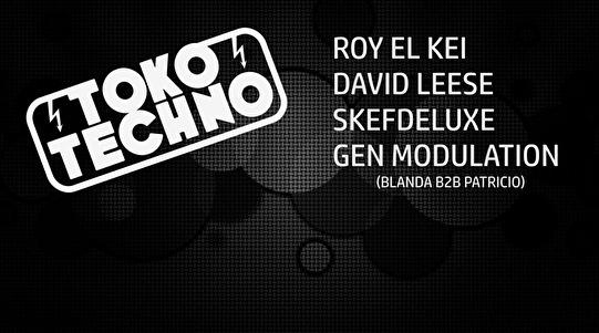 flyer Toko Techno
