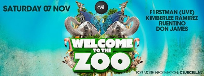 Welcome to the Zoo (flyer)