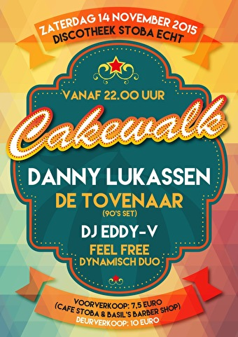 Cakewalk (flyer)