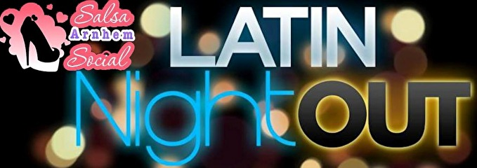 Latin Night Out (flyer)