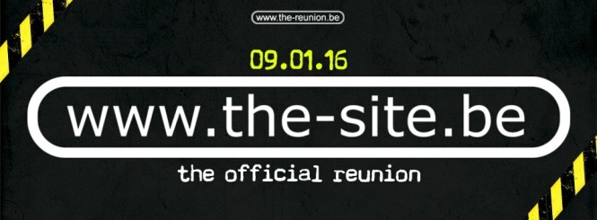The-Site Reunion (flyer)