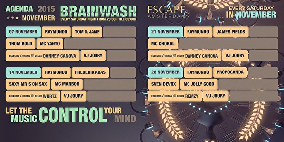 Brainwash (flyer)