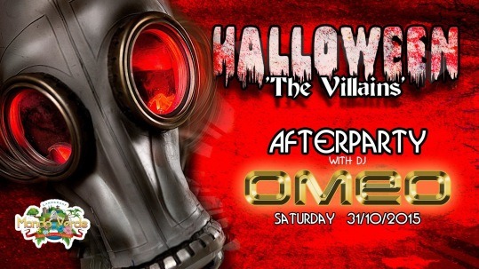 Afterparty Halloween (flyer)