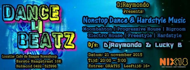 Dance4Beatz (flyer)