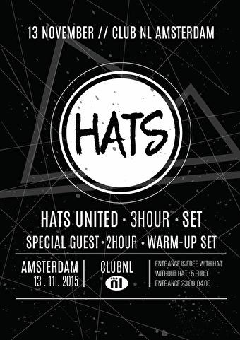 Hats (flyer)