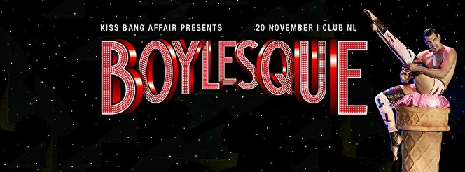 Boylesque (flyer)