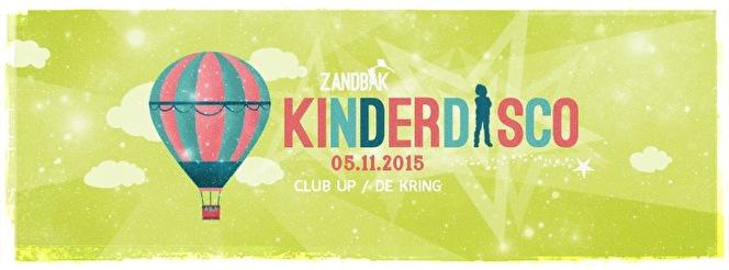 Kinderdisco 90's November (flyer)