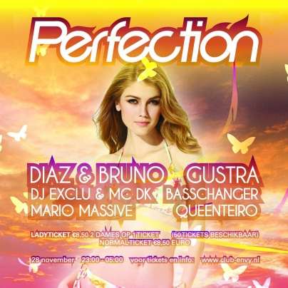 Perfection (flyer)