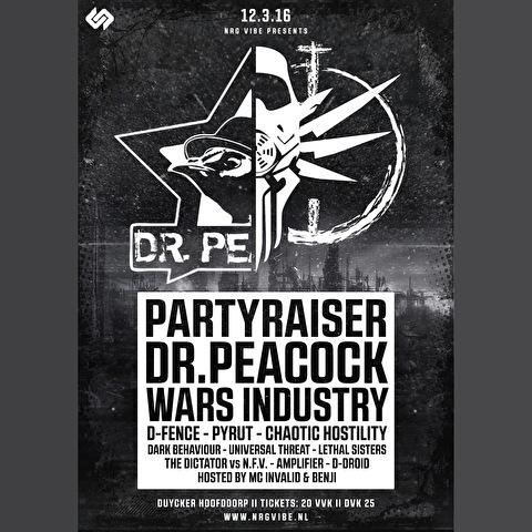 party agenda Mars 2016