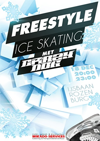 Freestyle Ice Skating (flyer)