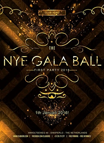 NYE Gala Ball (flyer)