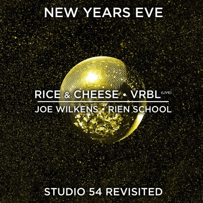 Studio 54 Revisited (flyer)