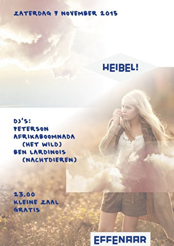 Heibel! (flyer)