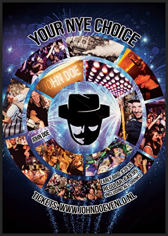 NYE 2015 Masquerade Ball (flyer)