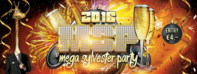 Mega Sylvester Party (flyer)