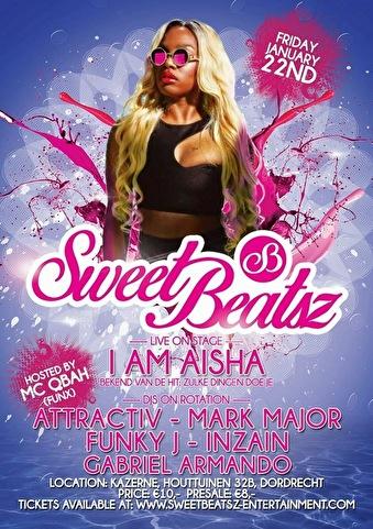 SweetbeatsZ (flyer)