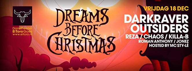 Dreams before Christmas (flyer)