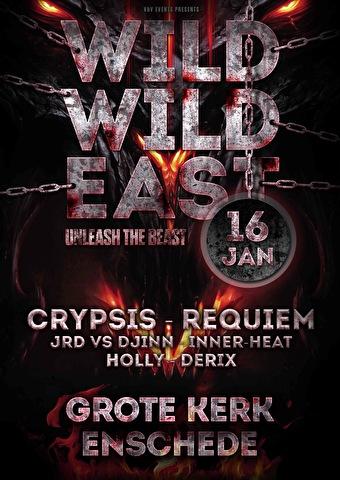 Wild Wild East (flyer)