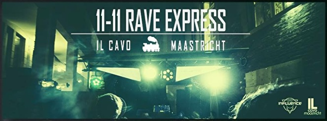 11/11 Rave Express (flyer)