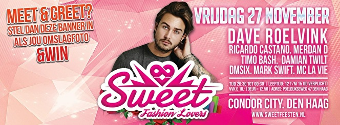Sweetfeesten (flyer)