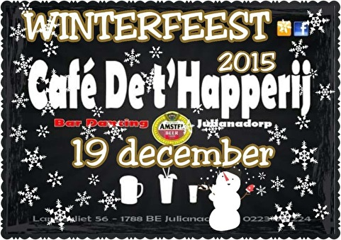 Winterfeest (flyer)
