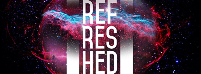 Refreshed (flyer)