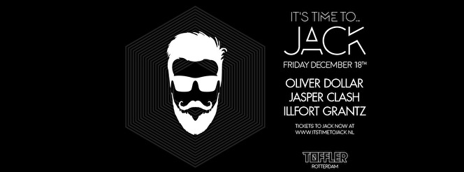 Jack Presents Oliver Dollar (flyer)