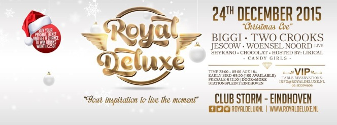 Royal Deluxe (flyer)