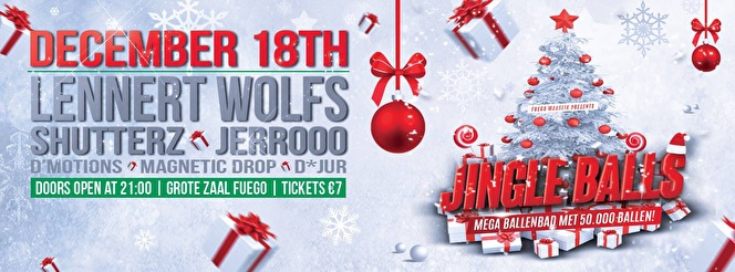 Jingle Balls (flyer)