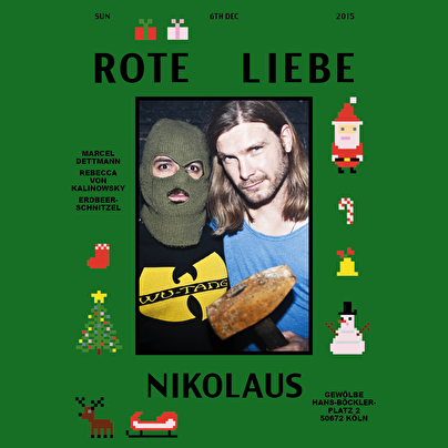 Rote Liebe (flyer)