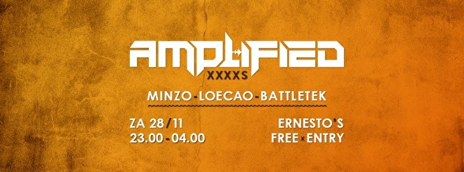 Amplified (flyer)