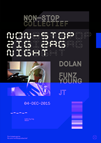Non-Stop Zig Zag Night (flyer)