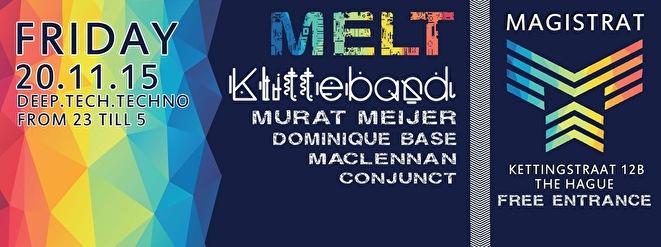 MELT (flyer)