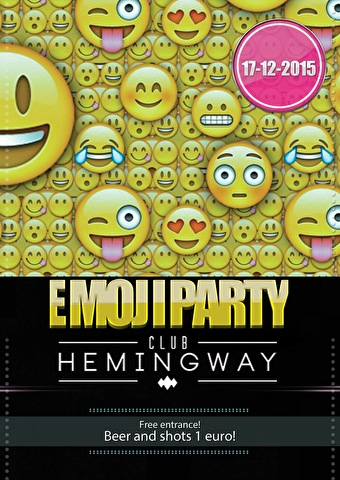 #EmoJi Party (flyer)