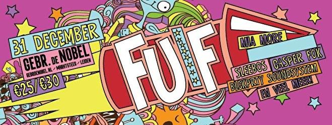 Fuif NYE (flyer)