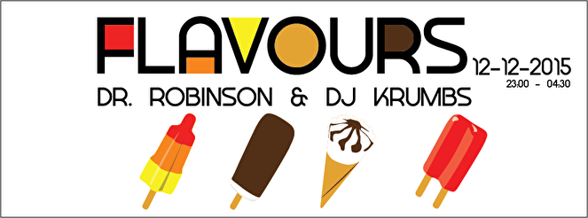 Flavours (flyer)