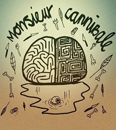 Monsieur Cannibale (flyer)