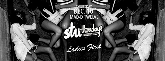 STU Thursdays (flyer)